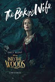 into the woods the bakers wife