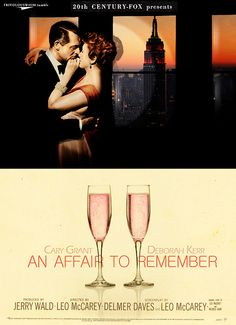 an affair to remember poster