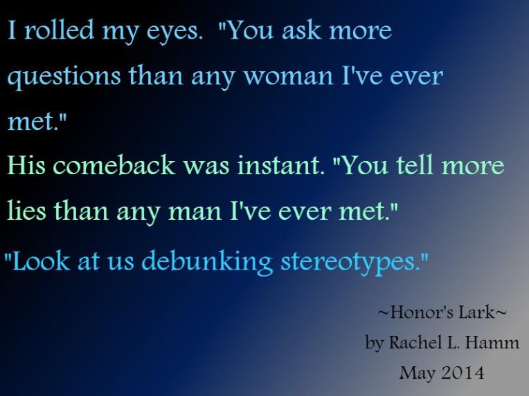 H Lark quote